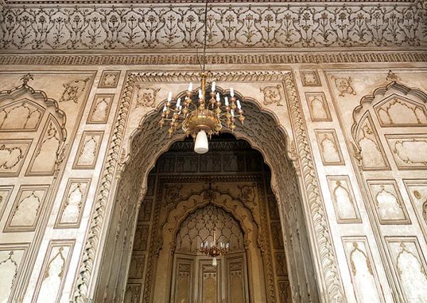 Мечеть Бадшахи, Лахор (Пакистан)