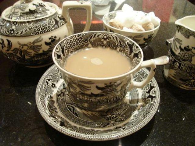 Великобритания в мире, чай