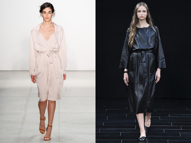 Модные Повседневные Платья Весна 2017