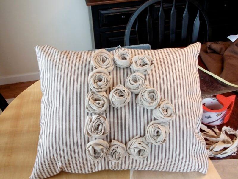 Подушки для дивана своим руками шить
