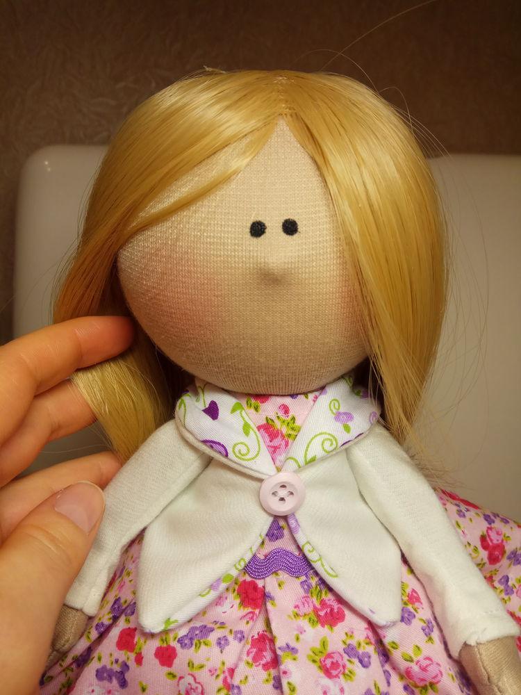 Как само куклу сделать