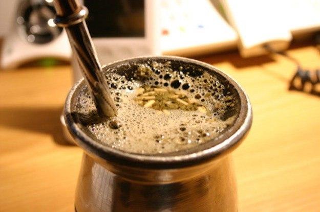 Аргентина в мире, чай