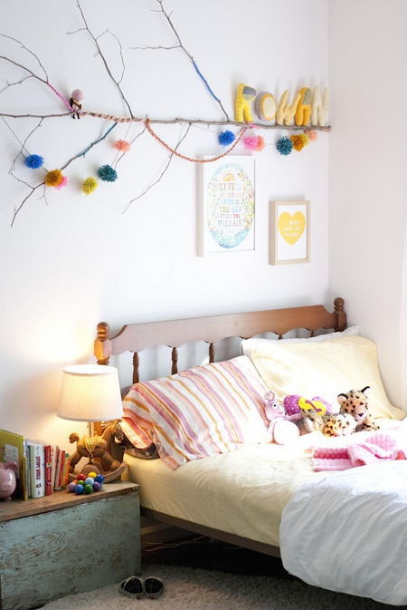 20 креативных идей для дома с обычными ветками фото 4