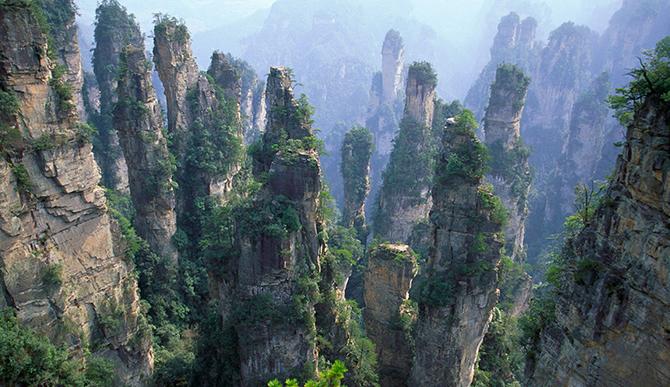 Памятники природы, которые охраняет ЮНЕСКО