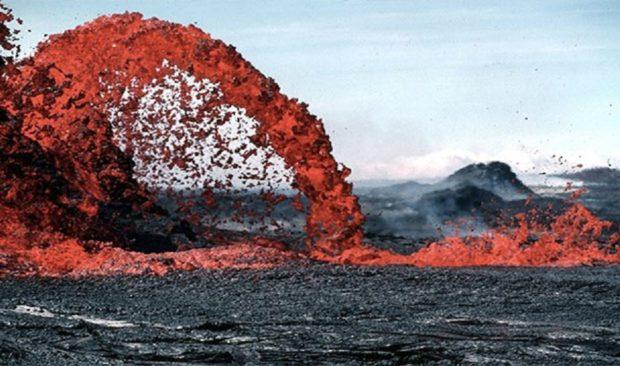 Вулканы Аляски