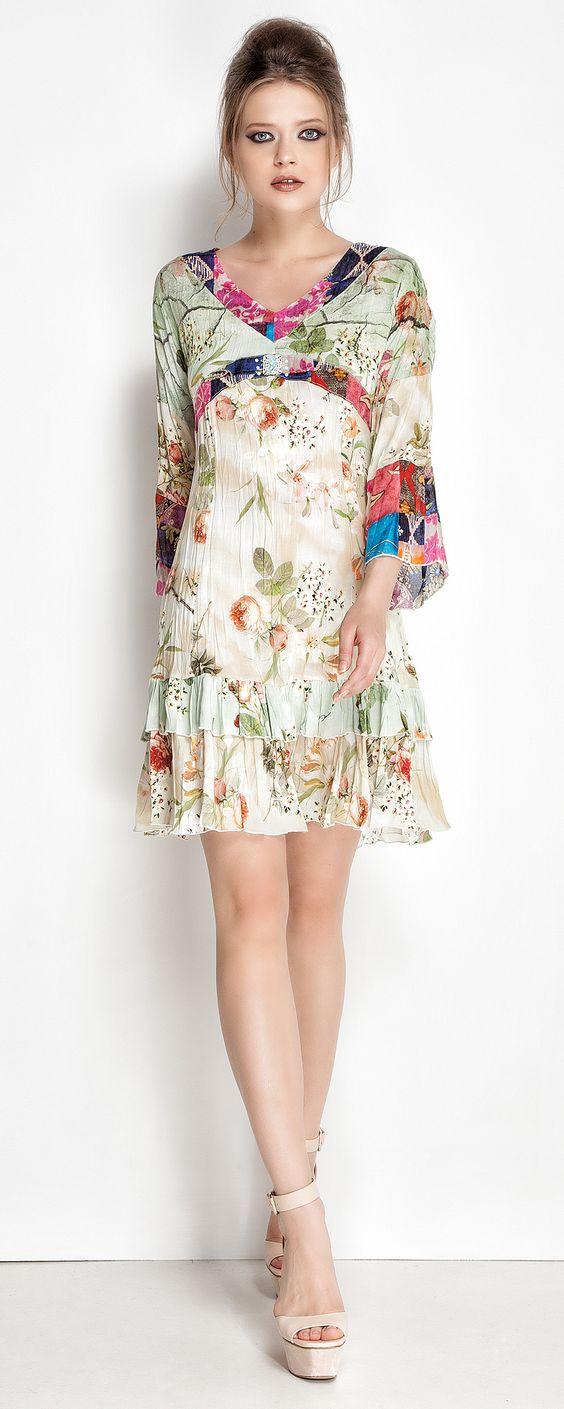 Elisa Cavaletti, Dress / Dress SF37914 L, XL, XXL: