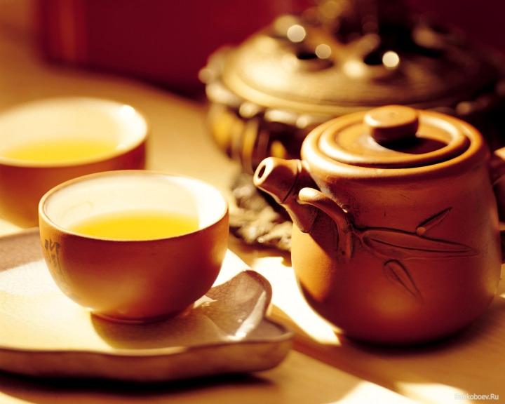Египет в мире, чай