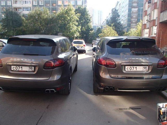 Машины-двойники. Покупка и последствия