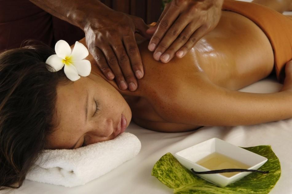 Польза масел для массажа