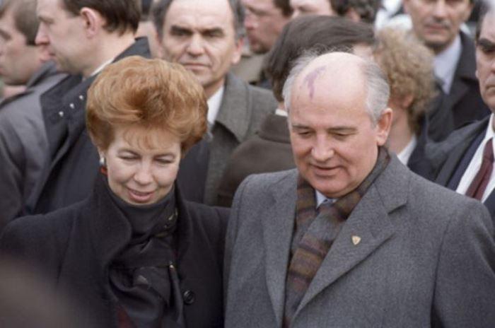 ����� � ������ ��������� �� ����� �������������� ������ � ���������, 1988 | ����: ria.ru