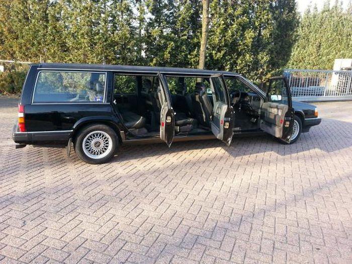 Идеальный универсал Volvo для большой семьи
