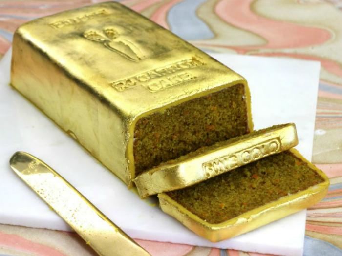Торт шоколадный со сгущенкой и бананами фото 7