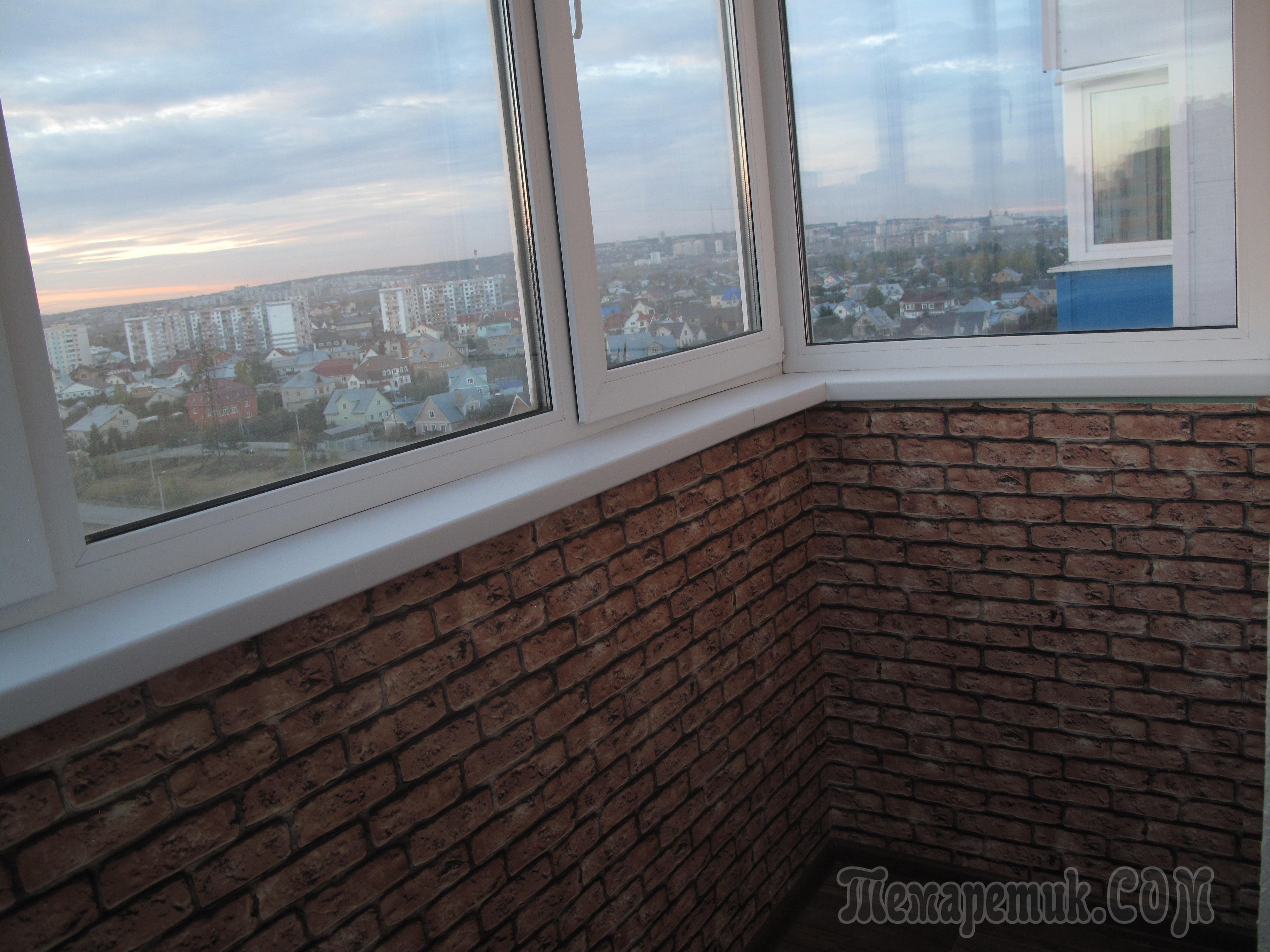 Балконы в новостройках фото