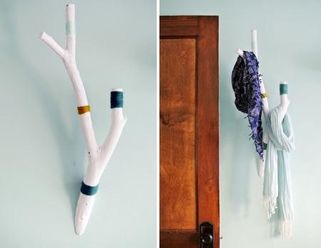 20 креативных идей для дома с обычными ветками фото 17