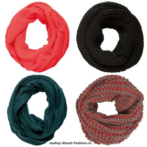 Как самому сделать шарф хомут - AVTOpantera.ru