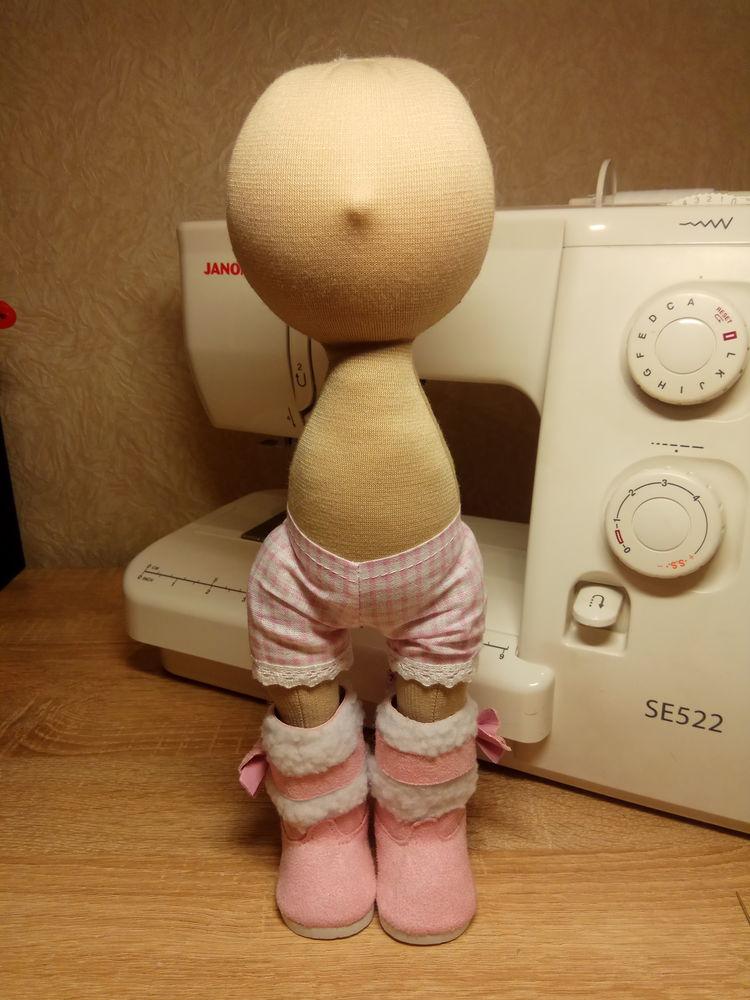 Интерьерная кукла своими руками мк 694