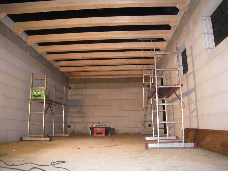 Металлическая крыша гаража своими руками 426
