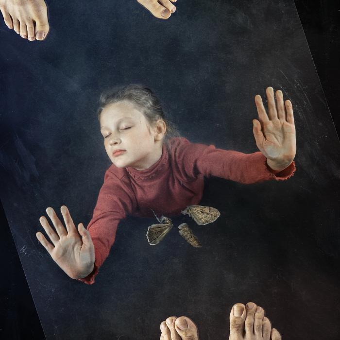 Своеобразные фотоработы художника Боно Звир (Bono Zwir).