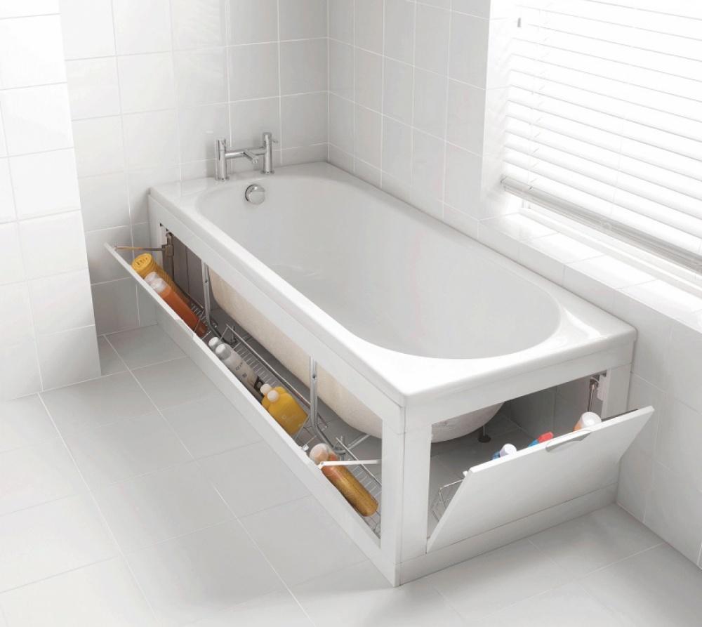 Как привести в порядок ванную комнату своими руками
