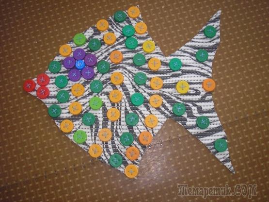 Идеи для массажных ковриков  (ИЗ ИНЕТА)