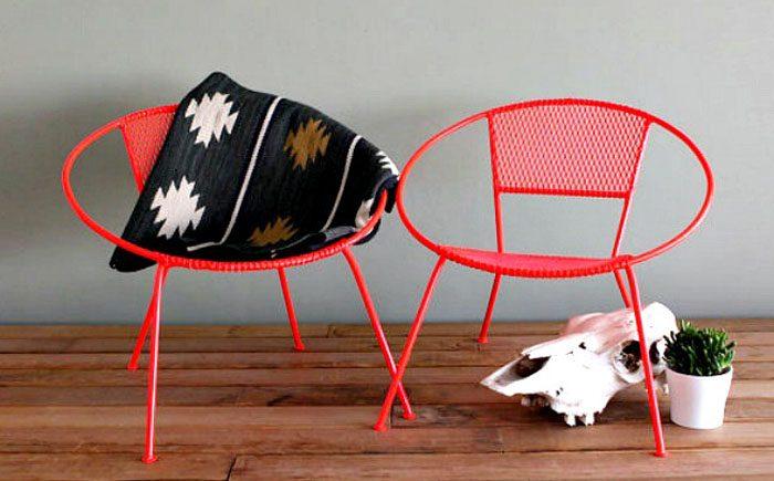 Прочно и красиво: кованая садовая мебель