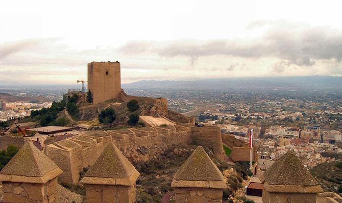 Самые интересные испанские замки