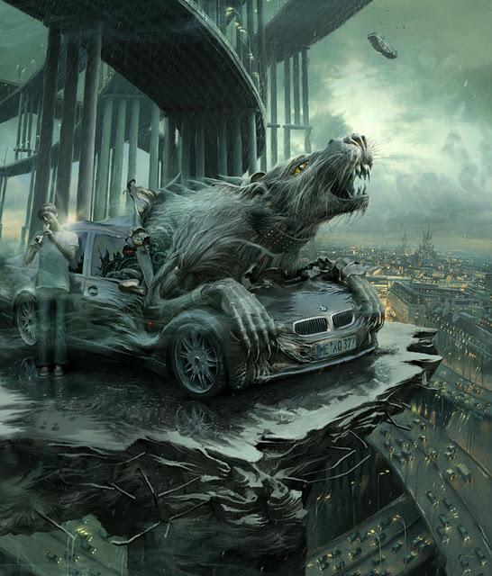 Демон в машине. Автор: Андрей Ферез.