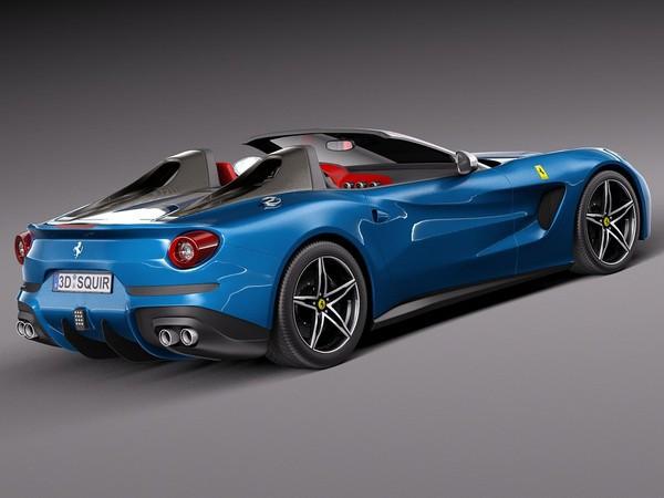 4. Ferrari F60 America авто, факты
