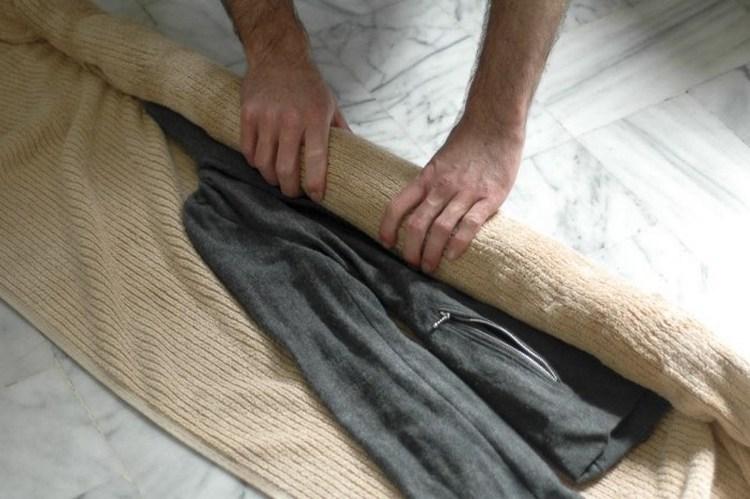 Стирка шерстяное пальто в домашних условиях