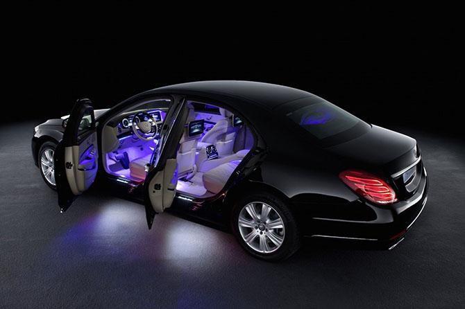Самые дорогие в мире бронированные транспортные средства