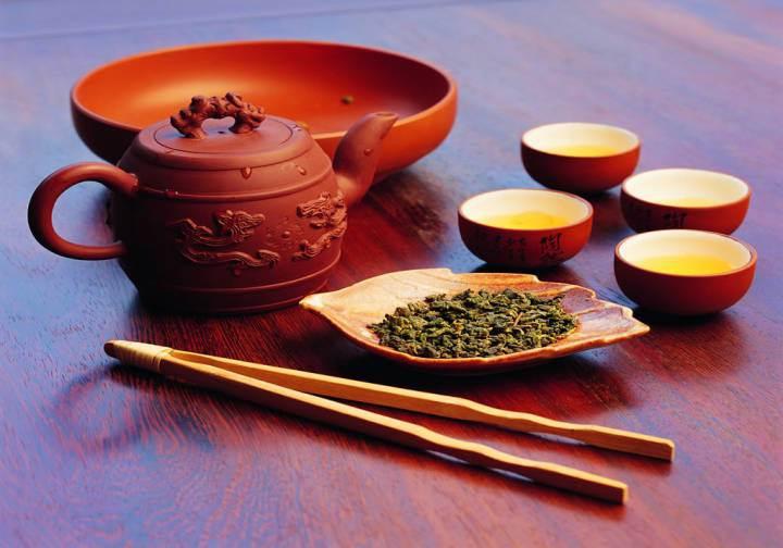 Китай в мире, чай