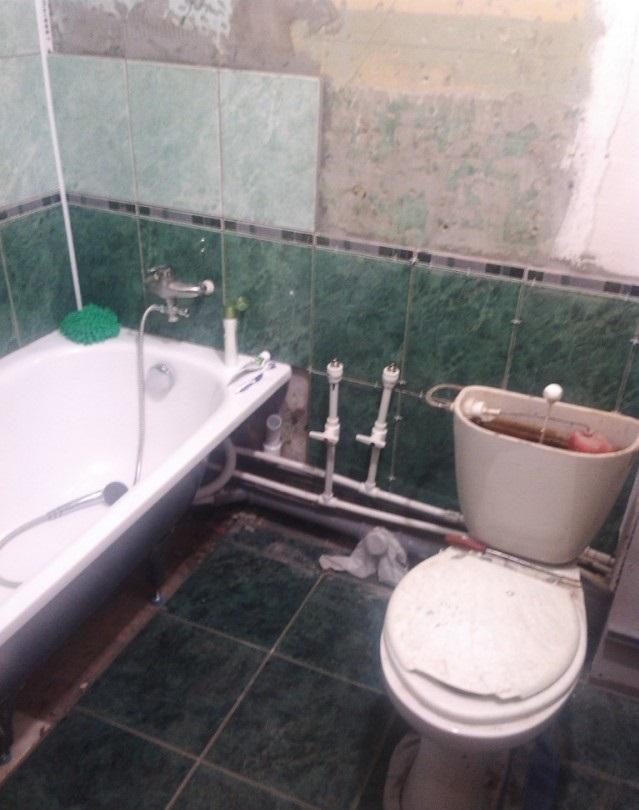 Русская мама в ванне 1 фотография
