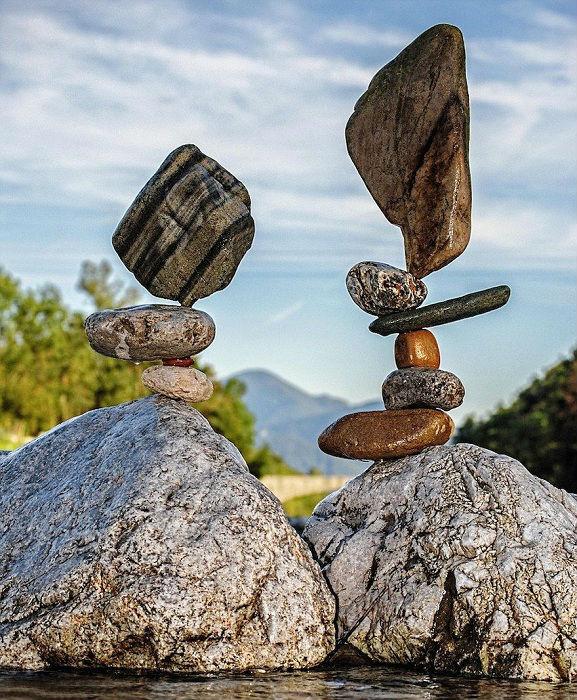Искусство равновесия.