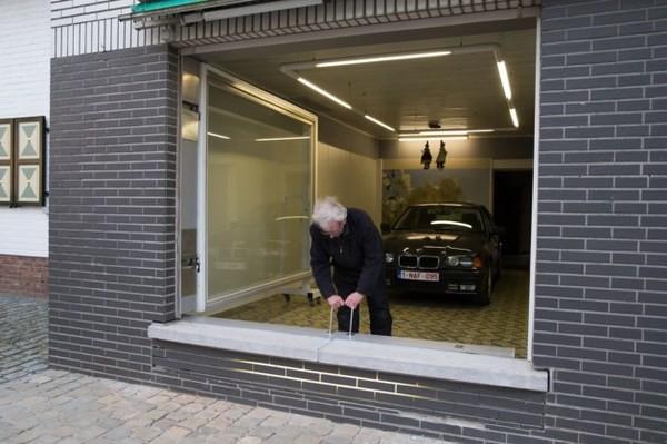 self made garage