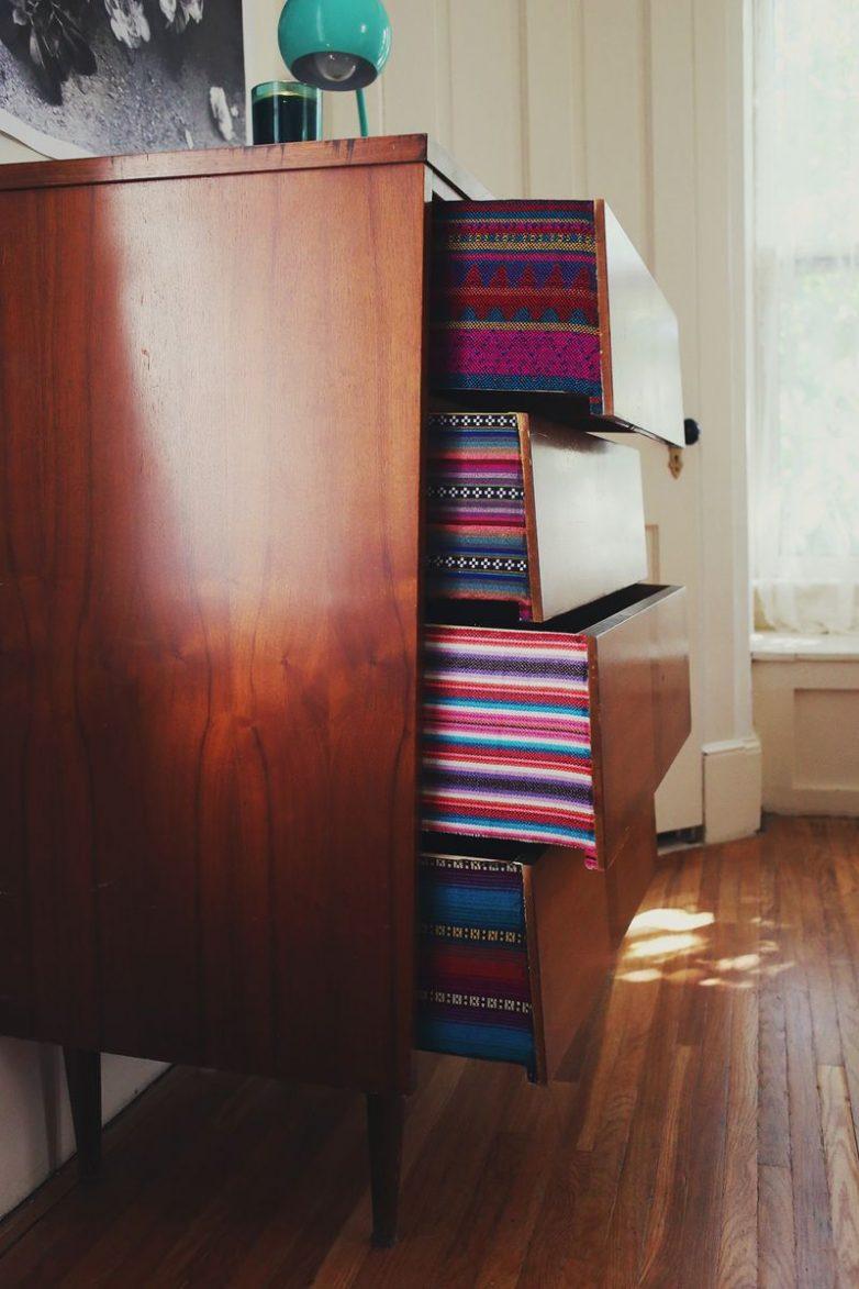 Как сделать ящика в комоде