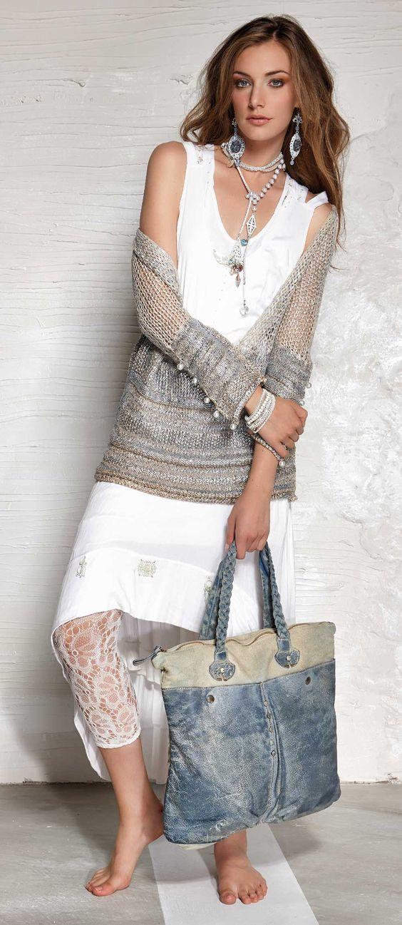 Lookbook Collection | Daniela Dallavalle: