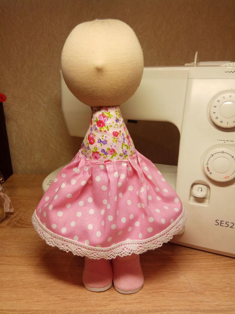 Интерьерная кукла своими руками мк 823