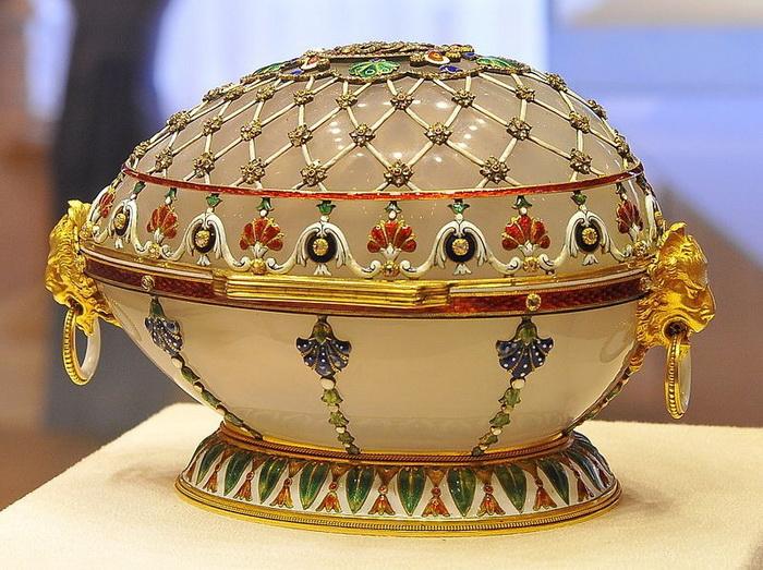 Ренессанс, яйцо Фаберже, 1894