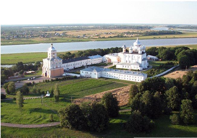 Спасо-Преображенский Хутынский монастырь