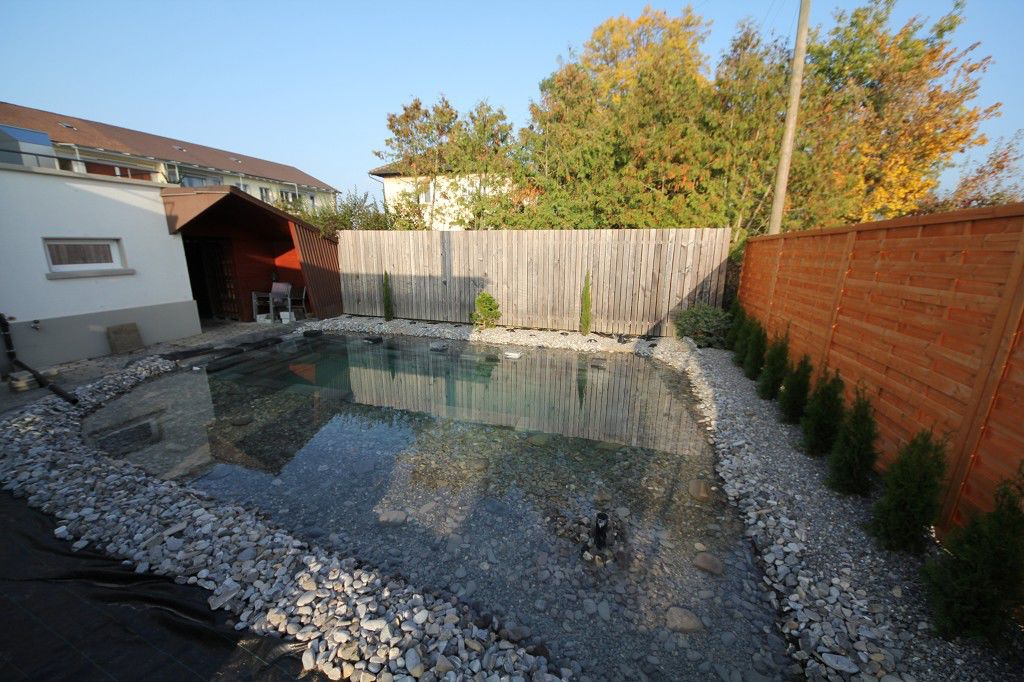 Великолепный небольшой бассейн на