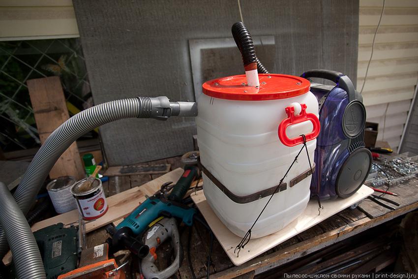 Как сделать фильтр к пылесосу своими руками