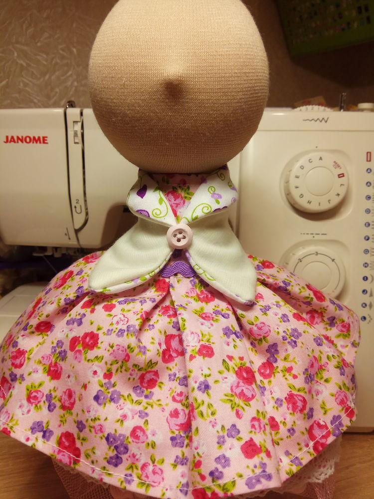 Интерьерные куклы своими руками из ткани фото 43