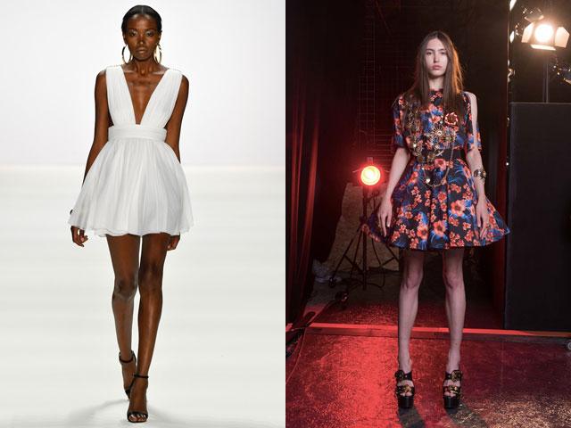 Фото модных платьев 2017 для девушек