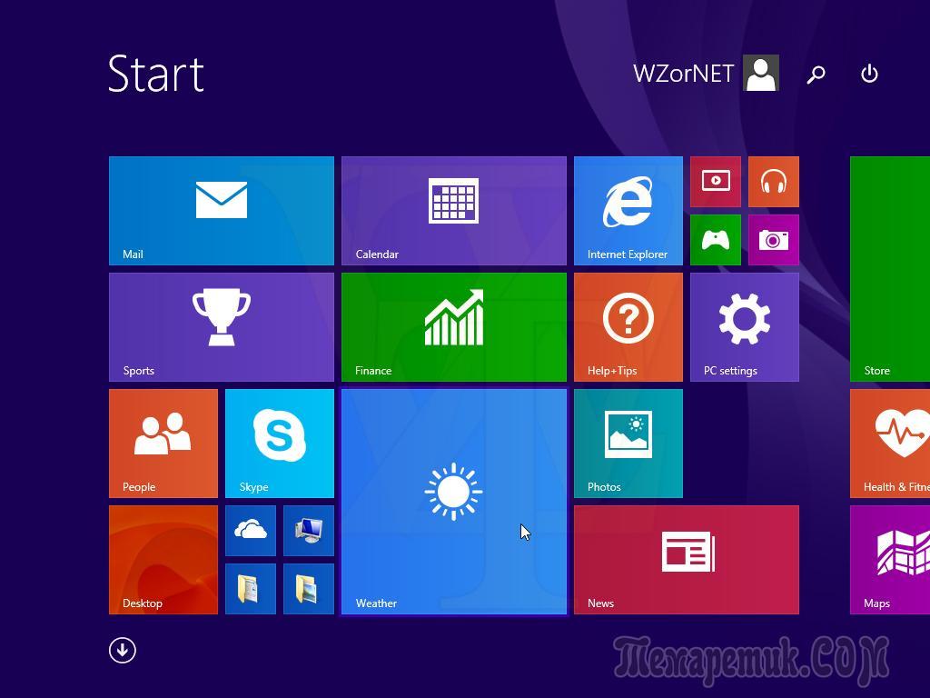 стандартные программы Windows 8 - фото 9
