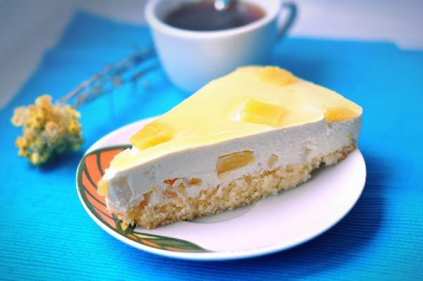 Торт Кокос-ананас