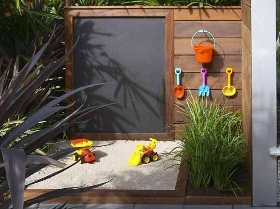детская площадка своими руками с песочницей