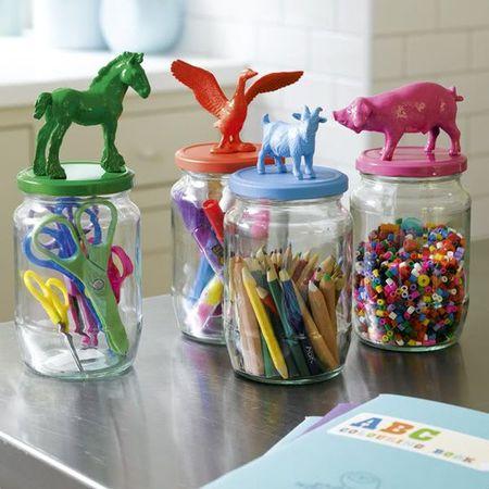Где хранить игрушки в детской? 8 отличных идей фото 9