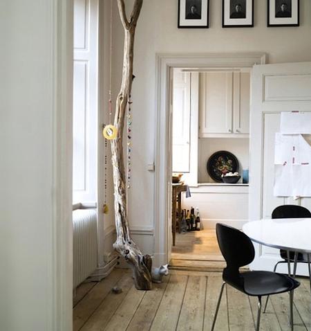 20 креативных идей для дома с обычными ветками фото 14