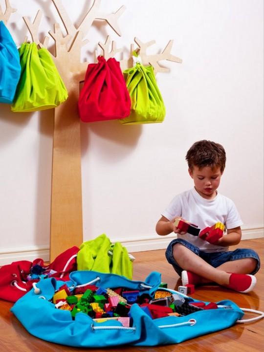 Игрушки и предметы интерьера своими руками