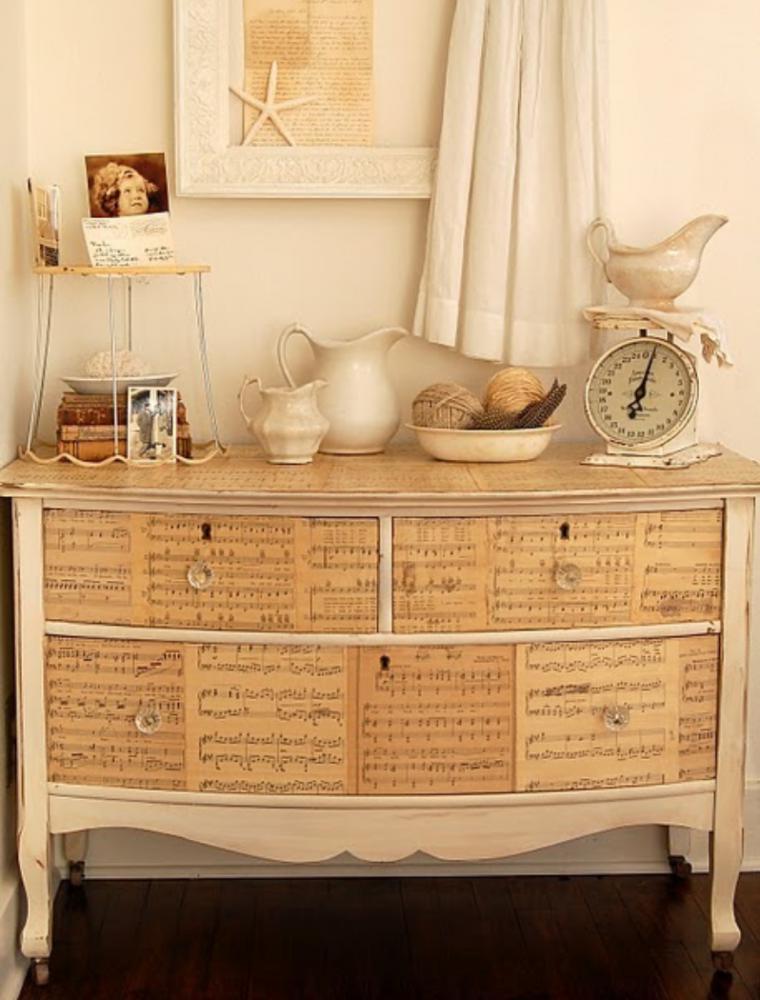 Способы декора мебели своими руками